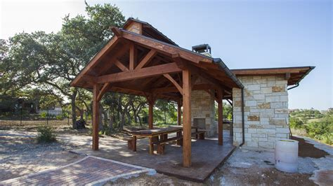 Cabin Floor by Pavilion Outdoor Living Timber Frames Project Photo Gallery