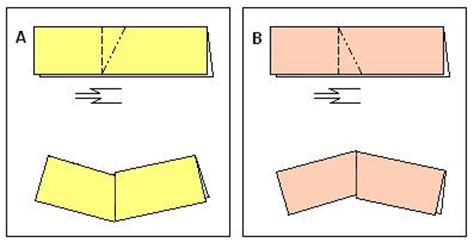 Crimp Fold Origami - origami crimp fold