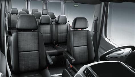 Mercedes Benz Sprinter   Interior Features   Mercedes Benz