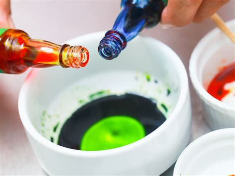 how to make different colors with food coloring how to make different colors with food coloring 8 steps