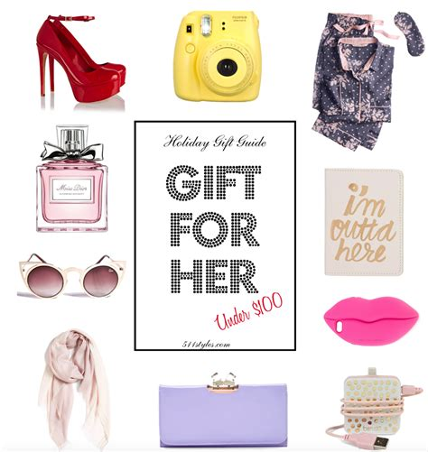 holiday gift ideas for her under 100 money can buy gifts for her under 100 511styles fashion lifestyle blog