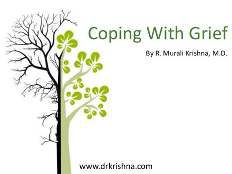 coping with grief 4th edition books coping with grief by r murali krishna m d