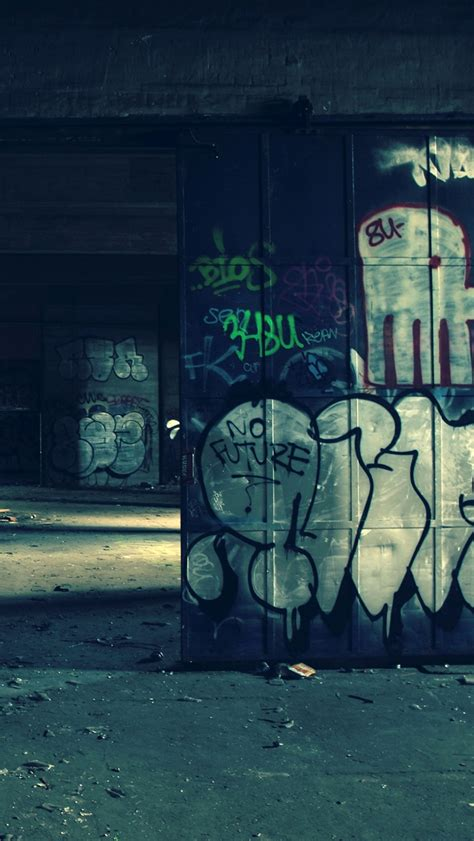 Graffiti Iphone Wallpaper Hd | warehouse graffiti iphone 5 wallpaper 640x1136