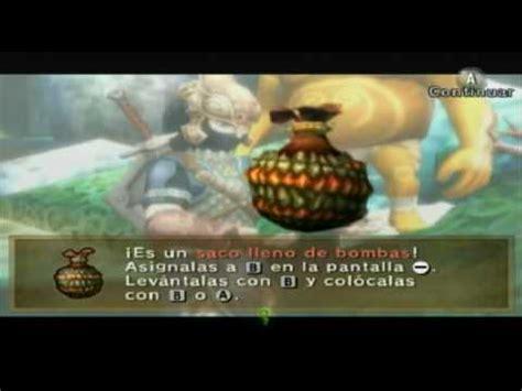 saco de bombas the legend of wiki fandom powered by wikia the legend of twilight princess parte 48 segundo saco de bombas espa 241 ol