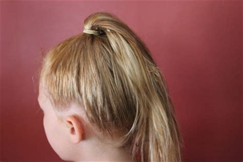 ponytail donut hair how to create a stylish donut hair bun howtoi