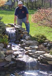 home and garden how to make a pond in garden