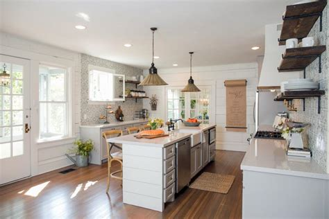 Current Kitchen Cabinet Trends gracie blue my fixer upper dream home favorite spaces