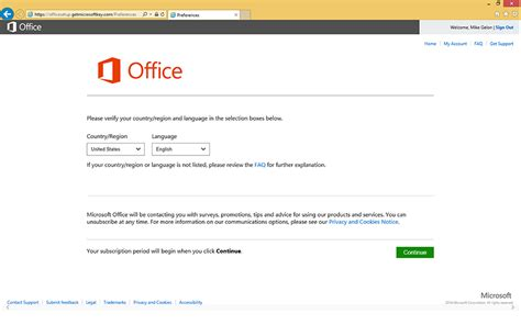 How To Activate Office 365 by Get 25 Back