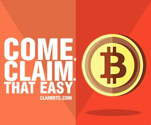 Robinet Bitcoin by Claimbtc Free Bitcoin Faucet With Bonuses Get Free