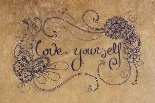 design by yourself do you love yourself inspirational daily