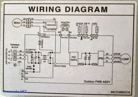 wiring diagram for ac unit basic refrigeration diagram basic free engine image for