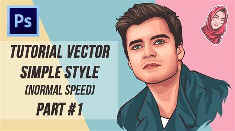 tutorial vector photoshop pemula normal speed part
