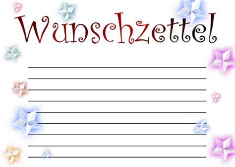 Word Vorlage Wunschzettel weihnachten wunschzettel nr 4 ausdrucken