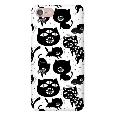 pattern for leech socks kuro cat pattern phone cases human
