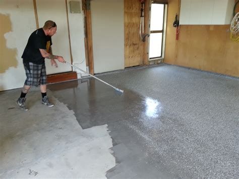 17 Epoxy Garage Flooring Ideas   Safe Home Inspiration