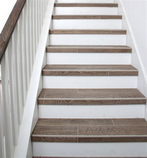 Tiles For Staircase Building A New Home Tile Flooring Countertops And