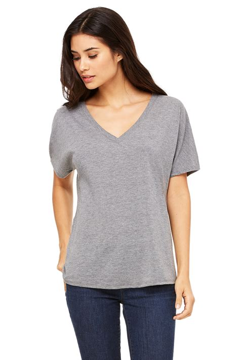 9 Slouchy Tees by S Slouchy V Neck Canvas