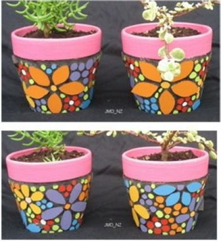 Garden Pot Painting Ideas 19 Diy Painted Pots How To Paint Pots For A Adorable Garden