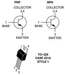 spesifikasi transistor spesifikasi transistor tip 41 28 images 10pcs tip41 tip41c npn transistor 6a 100v to 220
