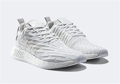 adidas nmd r2 white adidas nmd r2 white by2245 sneakernews