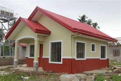 house design sles philippines low cost housing design affordable amanda house and lot