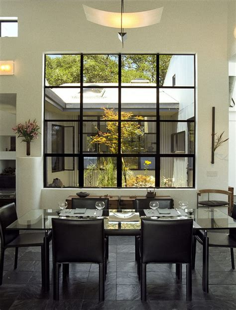 Craftsman style dining
