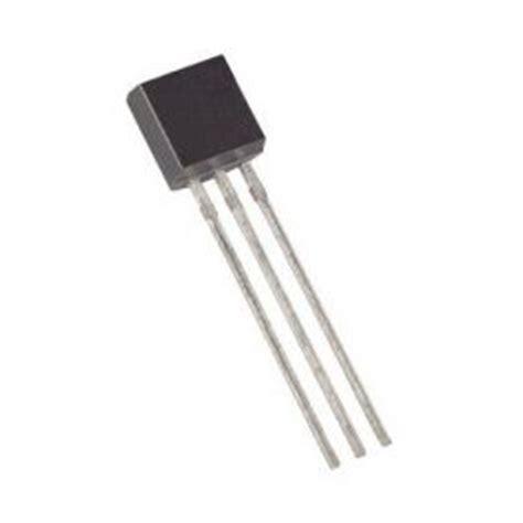 transistor bjt bc557 bc557