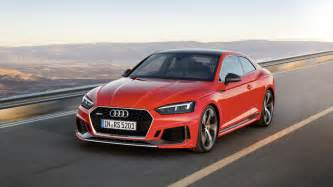 Coupe Audi 2017 Audi Rs5 Coupe Revealed Photos 1 Of 39
