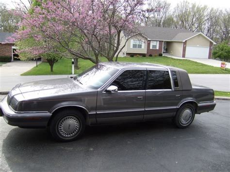 1992 Chrysler New Yorker by Yorker92 1992 Chrysler New Yorker Specs Photos