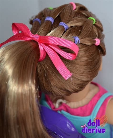 Hair Style Dolls For by 25 Beautiful American Doll Hairstyles