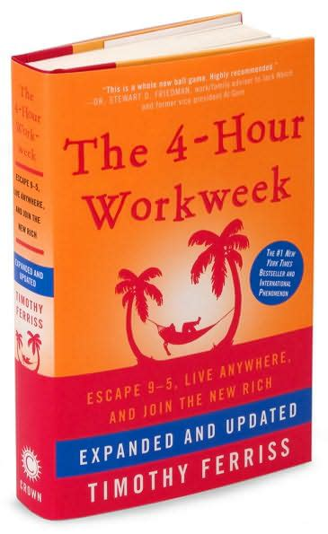descargar the 4 hour workweek escape 9 5 live anywhere and join the new rich libro gratis 4 hour work week quotes quotesgram