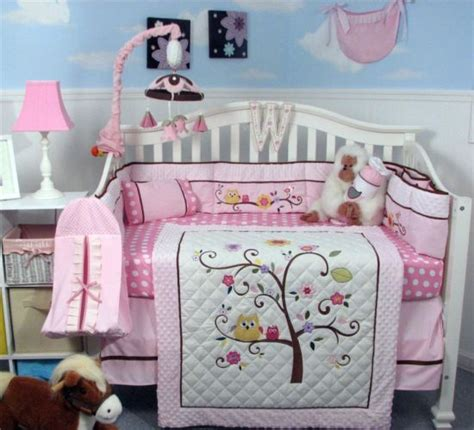 Pink Owl Crib Bedding 50 Owl Decorating Ideas For Your Home Ultimate Home Ideas