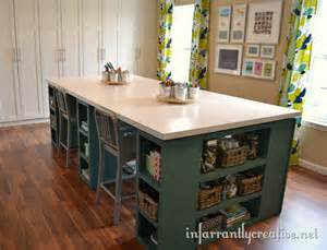 Craft Room Ideas For Small Rooms - art supplies caddy infarrantly creative