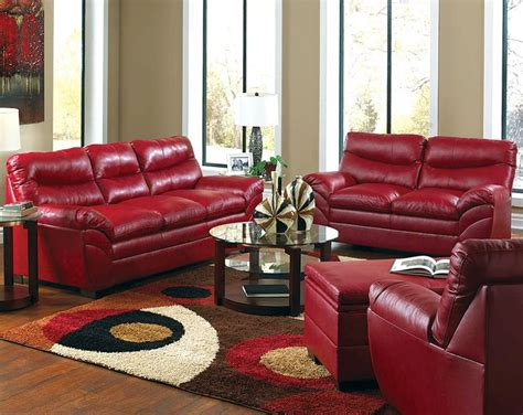 red leather couches ideas  pinterest living room ideas red leather sofa red