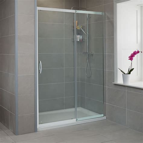 how to fit a shower door 8mm glass sliding shower door enclosure bathroom cubicle