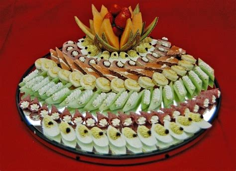 hors d oeuvres ideas another round mirror of cold hors d oeuvres hors d