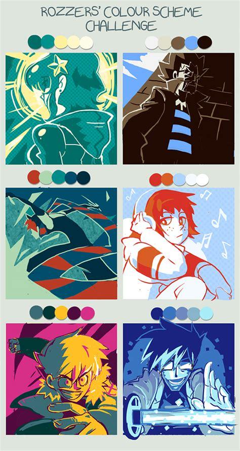 color themes deviantart color scheme challenge by nargyle on deviantart