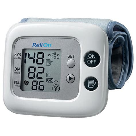 Monitor Relion Upc 605388577221 Reli On Relion Wrist Blood Pressure Monitor Buycott Upc Lookup