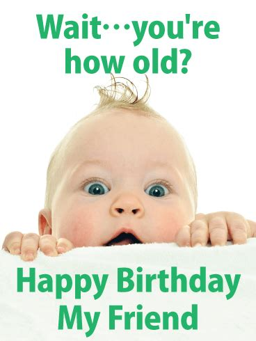 because you re my friend greeting card happy birthday may all your dreams come true happy birthday card for