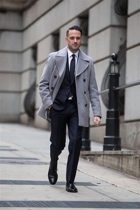 the unstoppable navy suit he spoke style bloglovin