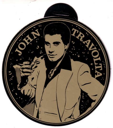Autoaufkleber 70er Jahre by Travolta Original Auto Aufkleber 70er Jahre