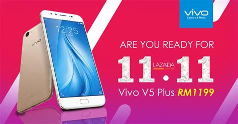 Vivo V5 Plus 11 vivo v5plus priced at rm1199 on 11 11 at lazada malaysia