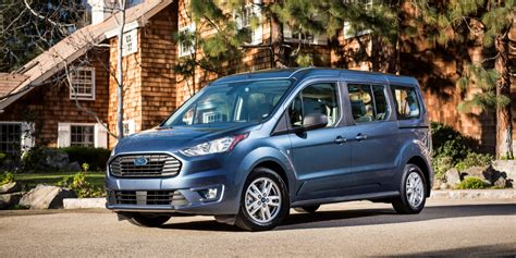 2019 Ford Transit by 2019 Ford Transit Connect Wagon Unveiled Ford Authority