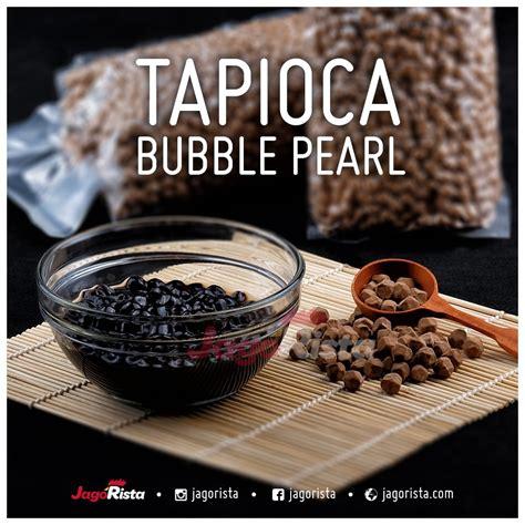 Tapioca Pearl By Jagorista beli tapioca pearl harga lebih murah bersama teman