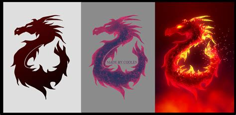design logo dragon dragon logo design by coolen007 on deviantart