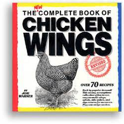 on the wing a book for sportsmen classic reprint books joie warner the complete book of chicken wings
