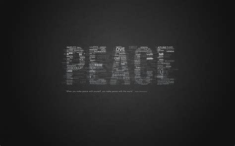 typography wallpaper photoshop tutorial tenemos un presupuesto reducido para so 241 ar peace wallpaper