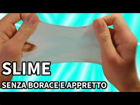 slime tutorial ita tutorial come fare lo slime fatto in casa fai da te