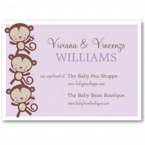 baby shower registries save time and money with a baby shower registry