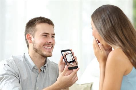 Buy Engagement Ring by The New Way Millennials Buy Engagement Rings